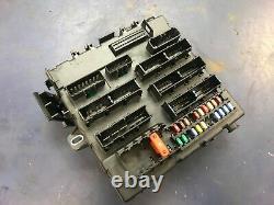 2005 Vauxhall Vectra 1.9 Cdti Diesel Manual Sam Relay Fuse Bsi Unit Ecu 13189921