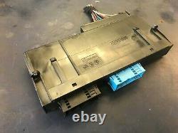 2006 BMW 116i E87 BODY CONTROL 10681810 ECU 6971961-01 532304904 0028882