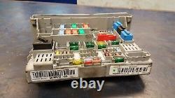 2006 BMW 116i E87 N45B16A A22 GREY FUSE RELAY BOX BODY CONTROL 6906613-03 270605