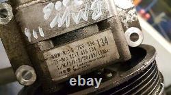 2006 BMW 116i E87 N45B16A POWER STEERING PUMP & WATER PUMP 6769598 8675955108