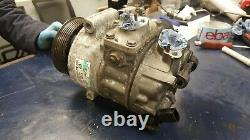 2007 Seat Leon 2.0 Tdi Diesel Genuine Air Con Ac Compressor Sy3 1k0820803s Pxe16