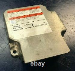 2007 Suzuki Swift 39s0001xs9p Airbag Sensor Ecu 5wk43539 Siemens 38910-62j10-000