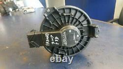 2007 Suzuki Swift Heater Fan Blower Internal Cabin Air Dashboard Av272700-0301
