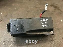 2007 Vauxhall Vectra 1.9 Cdti Z19dth Diesel Main Fuse Relay Box Body Controller