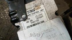 2007 Vauxhall Vectra 1.9 Cdti Z19dth Diesel Trw Abs Pump Module 15113909 Gme