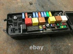 2007 Vauxhall Vectra 1.9 Tdi Diesel Main Fuse Relay Box Sam Unit Body Controller