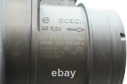 AUDI A5 8T Air Filter Box Top Part Air Mass OEM 0281002956 03L906461A 2.0 Diesel