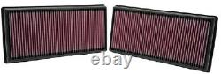 Air Filter 33-2446 K&N Genuine Top Quality Replacement New