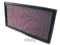 Air Filter 33-2912 K&N Genuine Top Quality Replacement New