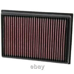 Air Filter 33-5007 K&N Genuine Top Quality Replacement New