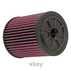Air Filter E-0664 K&N Genuine Top Quality Replacement New