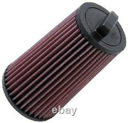 Air Filter E-2011 K&N Genuine Top Quality Replacement New
