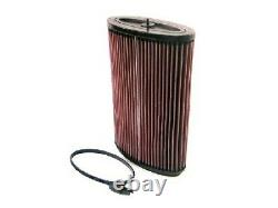 Air Filter E-2295 K&N Genuine Top Quality Replacement New