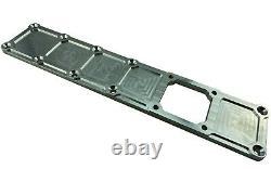 Billet Air Intake Manifold Plenum Top Plate Cover for 98-02 ISB Cummins 5.9L 24v