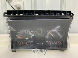 Chevrolet Top Kick DIESEL HD Speedometer Instrument Cluster Air 16159756 TESTED