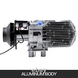 Diesel Air Heater Kit 12V 2KW Belief Top for RV Motorhome Trailer Boat