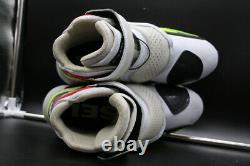 Diesel High Top Sneaker Boots $250 Japan Motorcycle Style Y02094 Volt Air