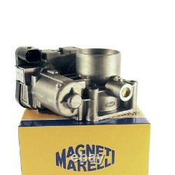 Drosselklappe Drosselklappenstutzen FIAT Panda 1.2 Magneti Marelli