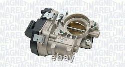 Drosselklappenstutzen MAGNETI MARELLI 802001897107 für Opel