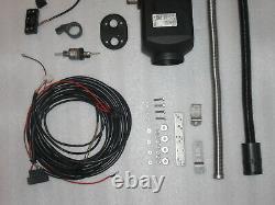 Eberspächer Airtronic D4 12V 4 KW Diesel Standheizung + Bausatz + Timer TOP