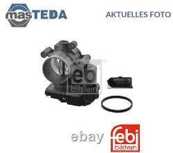 Febi Bilstein Drosselklappenstutzen Drosselklappe 46130 P Für Audi A4, A3, A5, A6