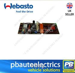 Genuine Webasto Air Top 2000S Control Unit 24v Diesel 1322711A