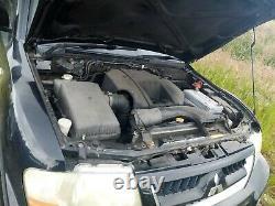 Mitsubishi Shogun 3.2 Motor Komplett 4M41 Pajero 3.2 DID 1999 06
