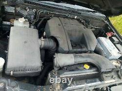 Mitsubishi Shogun 3.2 Motor Komplett & Benzin Pumpe 4M41 Pajero 3.2 DID 1999