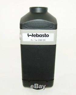 New Webasto Air Top 2000 Stc Diesel Heater With Multicontrol Hd Remote