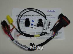 Standheizung Webasto Adapterkabel Airtop 2000 STC Kabelbaum Stecker Umbausatz