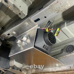 T5 Luftheizung Webasto Airtop 2000 mit Einbausatz Volkswagen Multicontrol Uhr