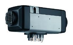 T6 Luftheizung Webasto Airtop 2000 mit Einbaukit Volkswagen Multicontrol Uhr VW