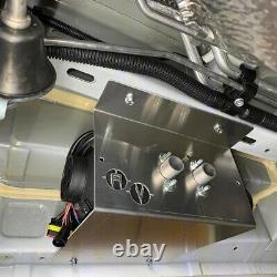 T6 Luftheizung Webasto Airtop 2000 mit Einbausatz Volkswagen Multicontrol Uhr