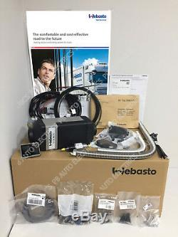 WEBASTO AIR TOP 2000STC HEATER 12v Universal Diesel Multi Control 4111385C/MC/1