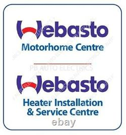 WEBASTO AIR TOP 2000STC HEATER 24v Universal Diesel Multi Control 4111386B/MC/1