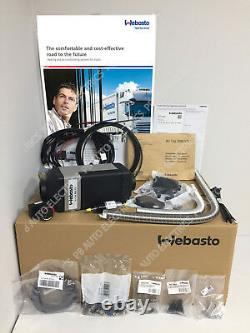 WEBASTO AIR TOP 2000STC HEATER 24v Universal Diesel Rotary Control 4111386B/1