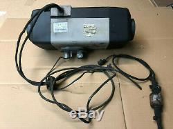 WEBASTO AIR TOP EVO 5500 Diesel Night Heater 12v/ 5,5 kW Genuine