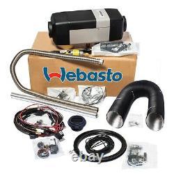 WEBASTO AIR TOP EVO 55 DIESEL 12 V Full Installation kit