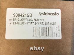 Webasto 9004215B Thermo Glühkerze Glühstift Air Top 3500/5000ST 24V Glow Pin