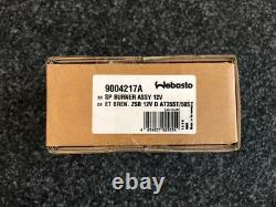 Webasto 9004217A Ersatzbrenner + Dichtungssatz + Glühstift Air Top 3500ST/5000S