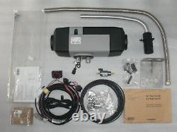 Webasto AirTop Evo 55 Diesel 12 Volt Standheizung mit Bausatz komplett NEU