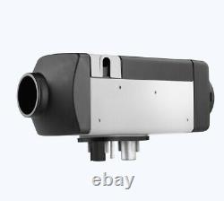 Webasto Air Top 2000STC Diesel Bunk Heater 12V w smartemp & install kit 5012555A