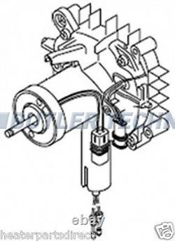Webasto Air Top 2000ST 12v Diesel heater, Combustion Air Motor AirTop 1303846A