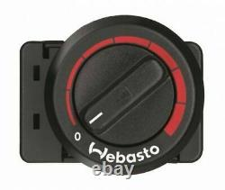 Webasto Air Top 2000 STC 12v 2kW Diesel Night Air Heater With Full Mounting Kit