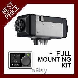 Webasto Air Top 2000 STC 12v Diesel Night Air Heater & digital controller KIT