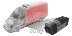 Webasto Air Top 2000 STC 24v 2kW Diesel Night Air Heater With Full Mounting Kit