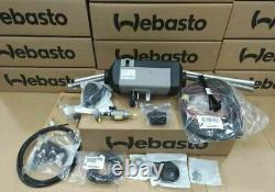 Webasto Air Top 2000 STC Diesel 12V Air Heater Full set