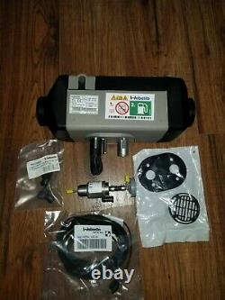Webasto Air Top 2000 STC Diesel 12V air heater and fuel pump(all in the picture)
