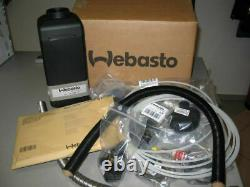 Webasto Air Top 2000 STC Diesel 2kw Air Heater with mounting kit+Multi ControlHD