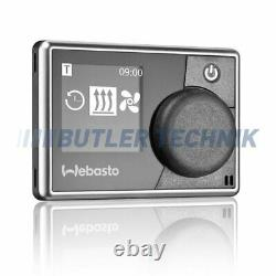 Webasto Air Top 2000 STC RV Diesel Heater 2kw 12V High Altitude Multi Control HD